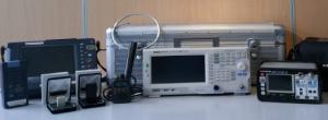 専用測定器での電波調査や特殊工事も対応します